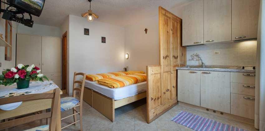 Chalet Lago - Interni appartamento