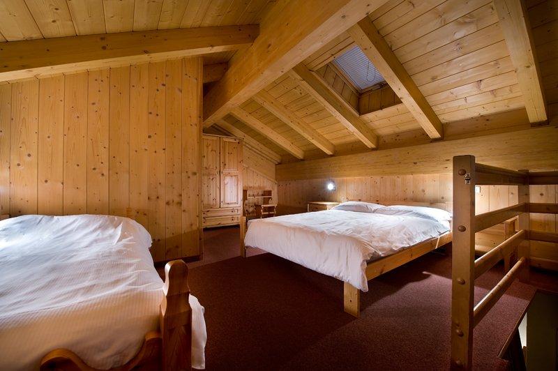 Chalet Lago - Una camera