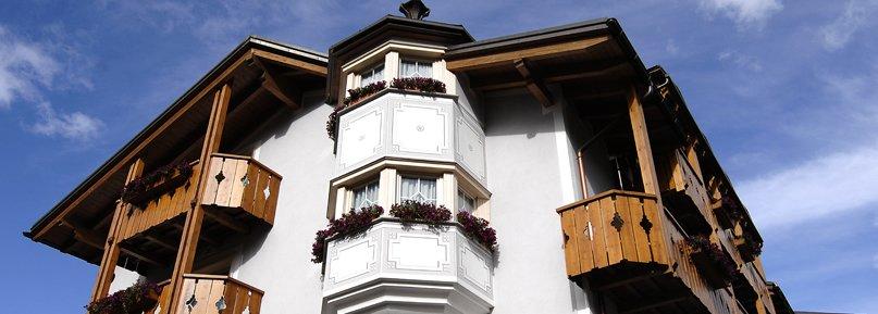 Hotel Concordia - La struttura