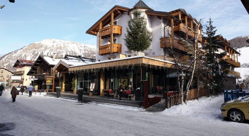Hotel Concordia - Esterno struttura