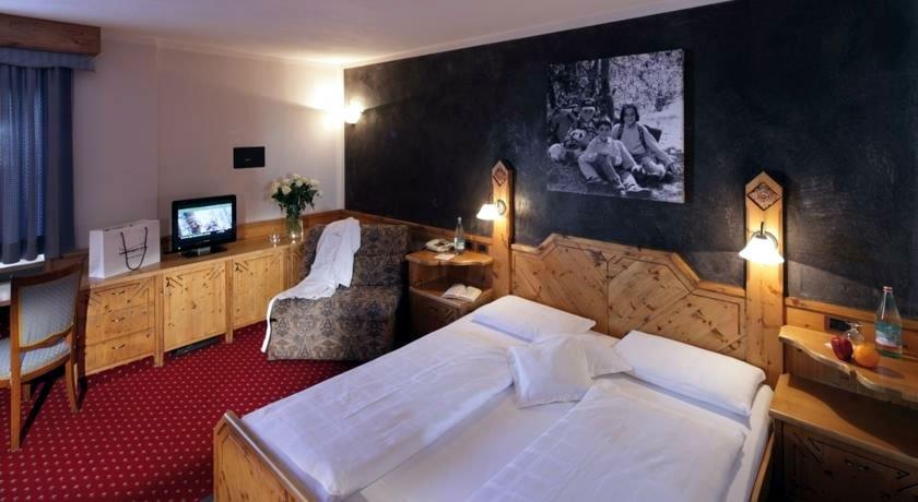 Hotel Concordia - Una camera