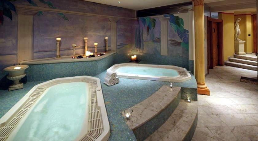 Hotel Concordia - Vasca idromassaggio