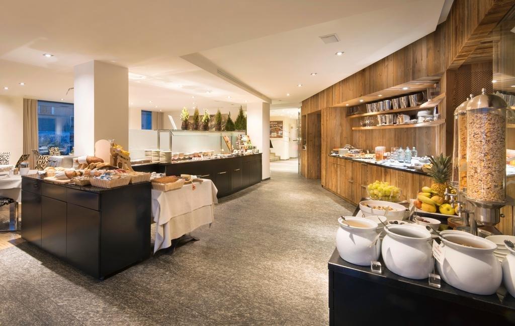 Hotel Concordia - Sala colazione