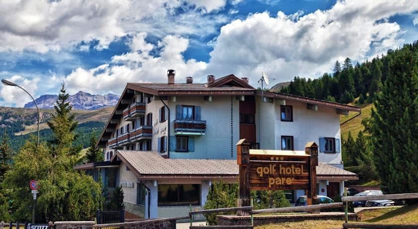 Foto Hotel Par� Livigno